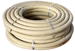 Water Rubber Hose (White)